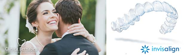 Tratamiento invisalign boda sonrisa
