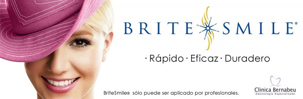 blanqueamiento dental britesmile