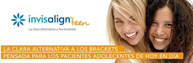 ortodoncia infantil aparatos invisalign