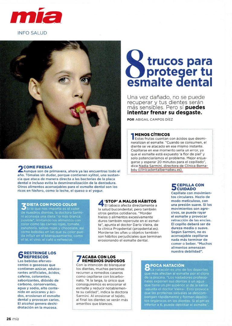 Revista mia Clinica Bernabeu